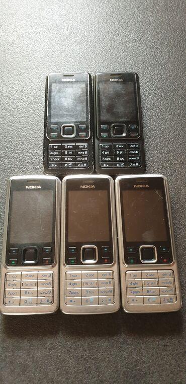 оптом мобильные аксессуары в Кыргызстан: Продаю телефоны ☎ для связи Нокиа 6300.Состояние смотрите на фото
