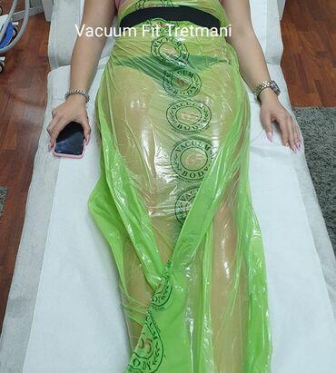 VAKUUM FIT TRETMANI-Detoksikacija-Smanjenje celulita i masnih