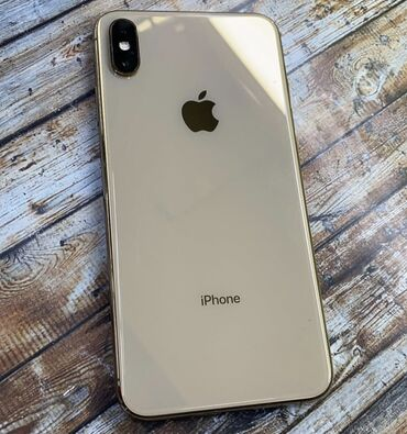 айфон 6 плюс цена in Кыргызстан | APPLE IPHONE: IPhone Xs Max | 512 ГБ | Золотой Б/У | Face ID, С документами
