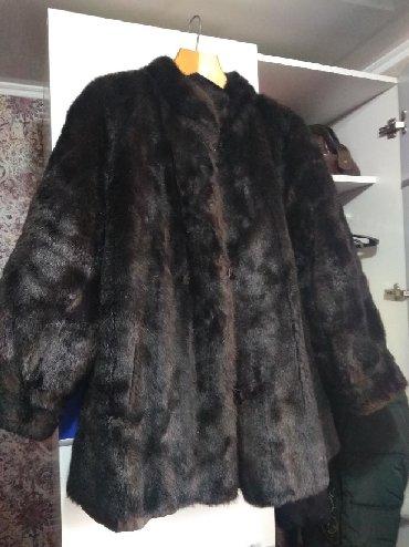 шубу и полушубок в Кыргызстан: Продаю Полушубок искусственный мех