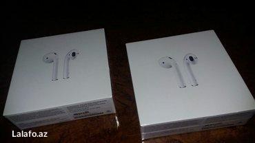 Bakı şəhərində Apple airpods qulaqciqlari original