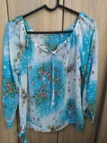 Prelepa bluza/kosulja tunika. Vel L/XL. Nova