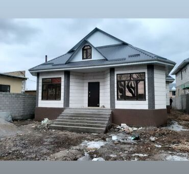 купить приус в бишкеке в Кыргызстан: Продам Дом 130 кв. м, 5 комнат