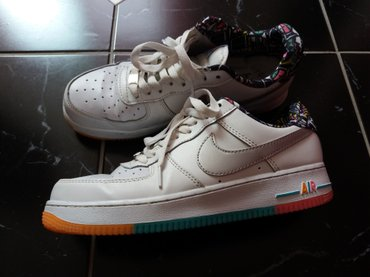 Nike air force..original..obuvene svega 4-5puta...42 ili 26.5cm...ne - Belgrade