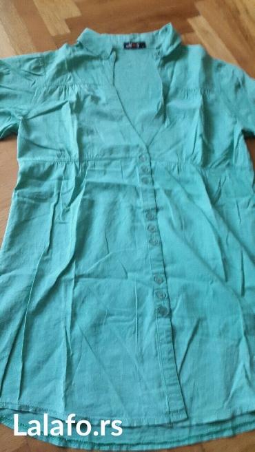zelena košulja, - Pozarevac