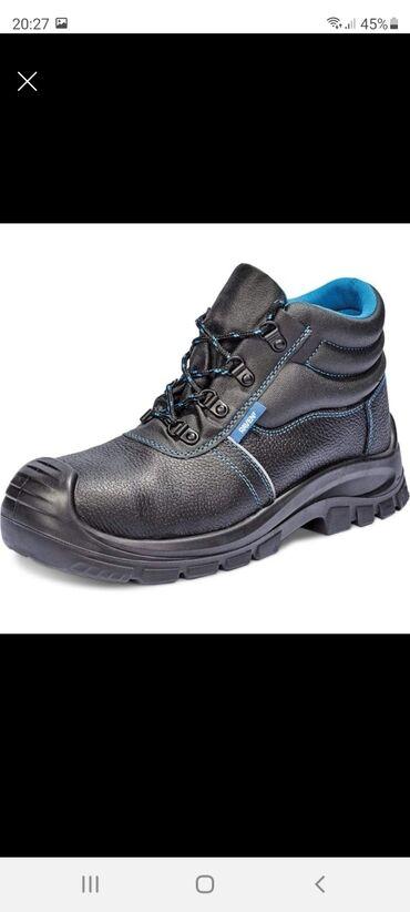 2895 oglasa: Zaštitne cipele sa čeličnom kapom. Nova verzija ove inovativne radne