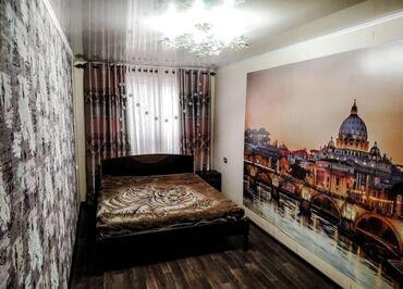 теплые полы бишкек цена в Кыргызстан: 104 серия, 3 комнаты, 58 кв. м Теплый пол, Бронированные двери, Видеонаблюдение