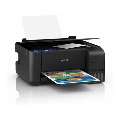 совместимые расходные материалы welldo набор стержней в Кыргызстан: Epson l3101 новый принтер МФУ 3в11 год гарантииЦветной струйный