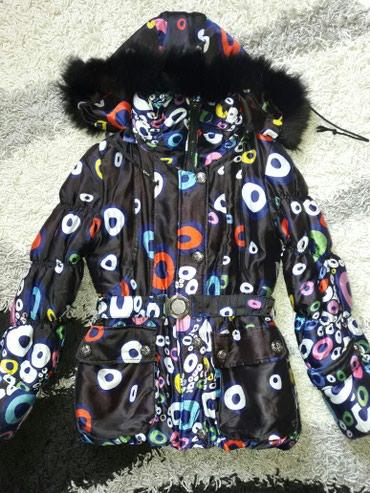 Продаю куртку. В хорошем состоянии,на 8-11лет. в Бишкек