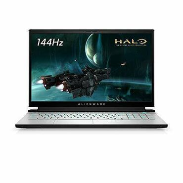 """Alienware M17 R4 Intel Core i7-10870H Portable Gamer 173"""" Full HD Luna"""