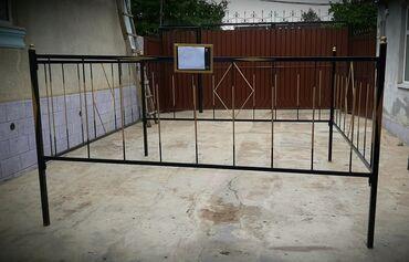 Услуги - Каракол: Изготовление оградок | Металл | Оформление