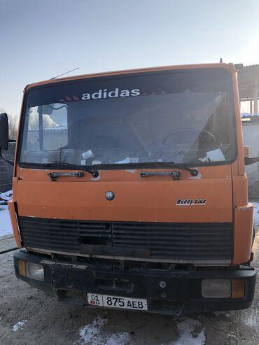 Мерседес гигант 814 в бишкеке - Кыргызстан: Мерс Гигант 814  В идеальном сост