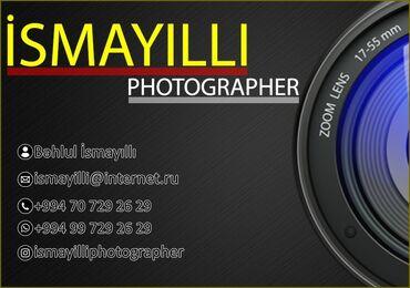 Бегущая реклама - Азербайджан: Фотосъёмка, Видеосъемка   Студия, С выездом   Свадебная фотосессия, Фото реклама, Видео реклама