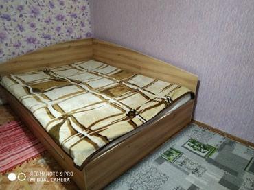 Продаю двухспальную угловую в Лебединовка