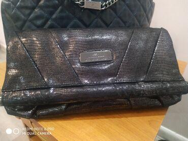 готовая сумка в роддом купить в Кыргызстан: Фирменный, очень дорогой клатч! Обалденно красивый! Отдаю за 2000сом