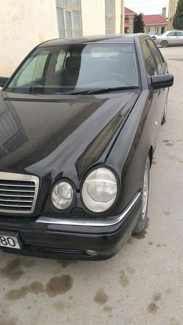 mersedes benz 1999cı il - Bakı: Mercedes-Benz E-Class 2.8 l. 1998 | 357000 km