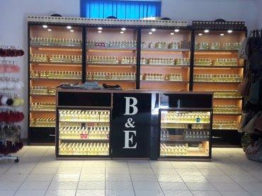 Парфюмерный магазин (5000 парфюмерии и витрина ) производство Турции. в Бишкек