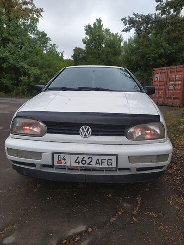 гольф 2 in Кыргызстан   VOLKSWAGEN: Volkswagen Golf 1.6 л. 1996