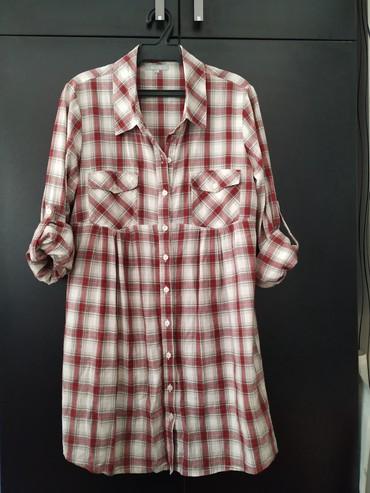 Платье - рубашка жен. с длинными в Бишкек