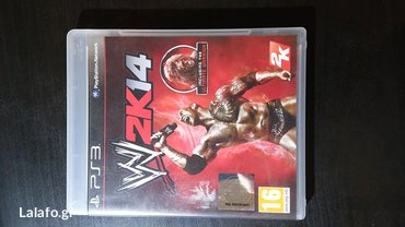 WWE 2K14 PS3 σε Αθήνα