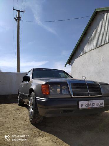 Mercedes-Benz W124 2 л. 1988 | 28 км