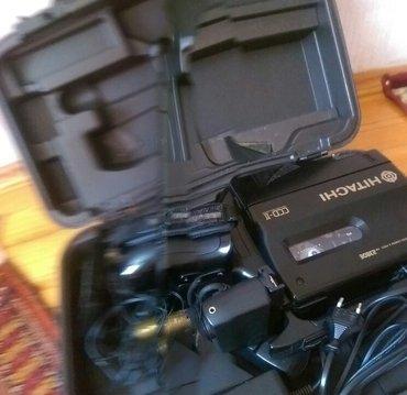 Bakı şəhərində Video kamera hitachi satilir. 1994 ilde almaniyadan getirilib,ishtek v- şəkil 6