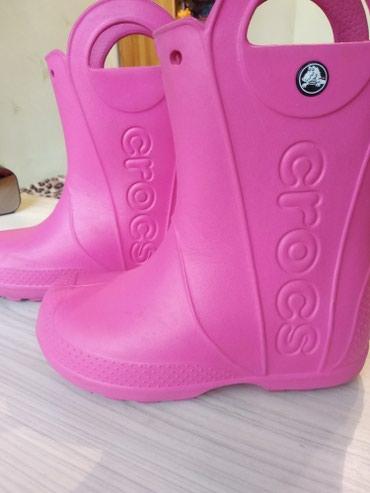 все что угодно в Кыргызстан: Сезон дождей начался! Crocs (Крокс) оригинал,покупала в Москве. Бренд