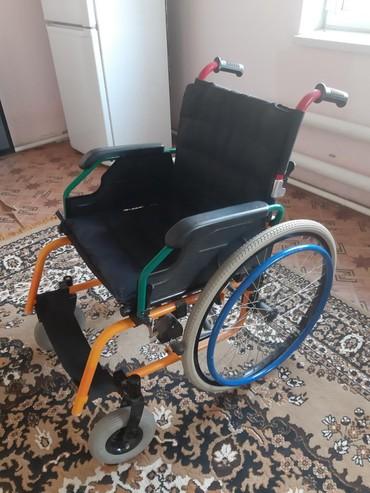 Детская-инвалидная-коляска - Кыргызстан: Инвалидная коляска в отличном состоянии