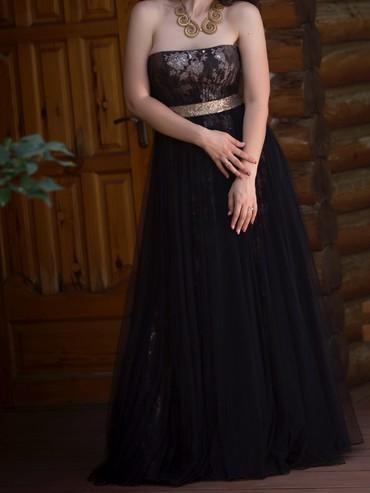 Потрясающее платье, размер L, в Бишкек