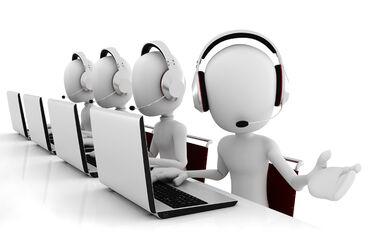 Требуются - Кыргызстан: Оператор Call-центра. С опытом. 2/2. Ортосайский рынок