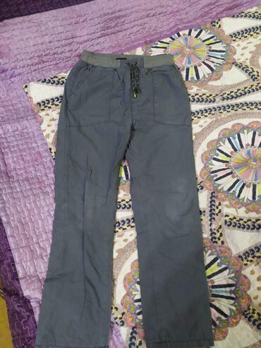 Продаю утеплённые стильные штаны на мальчика, на10-11 лет, размер 146