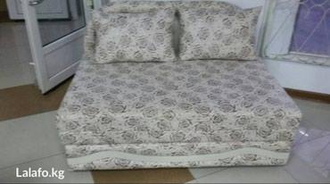 Диван кровать денди размер 2 на 1.5 с ящиком в Бишкек