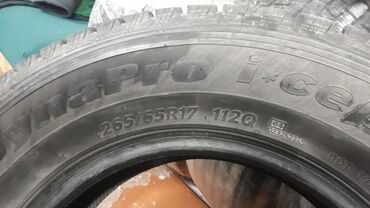 "шины 18570 r14 в Кыргызстан: Шины зимние корея. Hankook ""DynaPro"" 265/65R17. 22000сом. Тел"