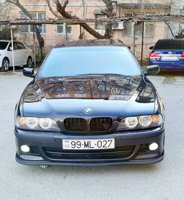 BMW - Hövsan: BMW 5 series 2.5 l. 2000 | 250000 km