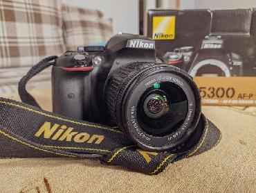 Продам зеркальный фотоаппарат NIKON D5300Эта великолепная
