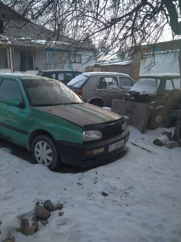 Volkswagen Golf 1.6 л. 1994 | 160 км