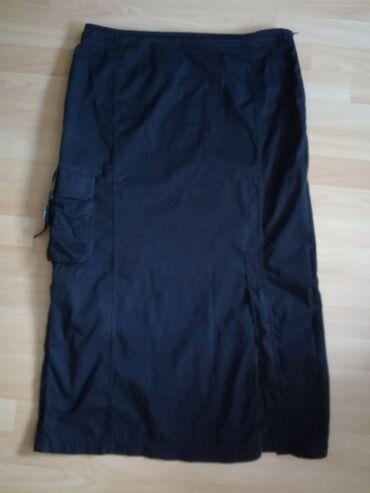 Zenski suknja - Srbija: HIT PONUDA, ZENSKA MAXI SUKNJA.ODLICAN MODEL, VELICINA XL.BOJA CRNA