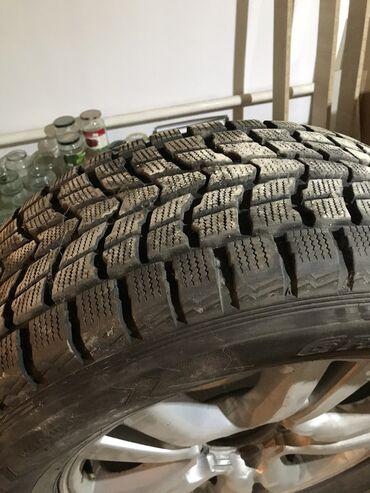 Продаю зимние шины 285/60R18, состояние отличное ездил 1 месяц почти