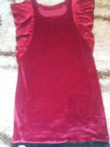 платье бархатное в Кыргызстан: Платье бархатное пару раз одевалось