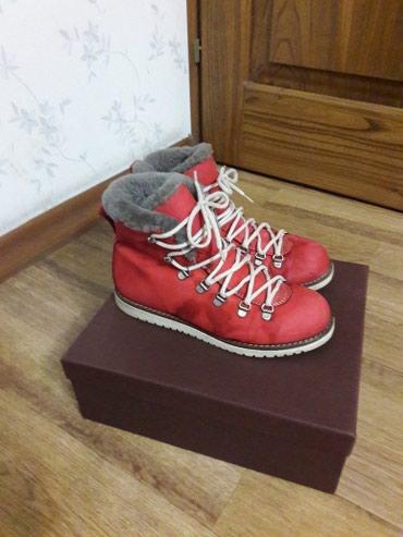Зимние ботиночки от Lion, размер 38, в Бишкек