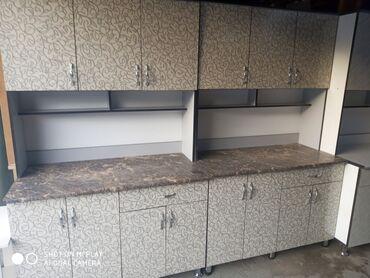 Новый кухонный гарнитур размер 120см цена:8000сом