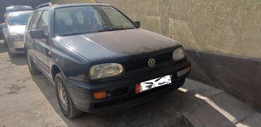 гольф 2 in Кыргызстан   АВТОЗАПЧАСТИ: Volkswagen 3 1.8 л. 1993