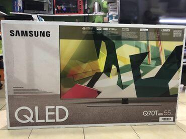 Samsung 8190 - Азербайджан: Samsung qe-55 q77ta (140cm). Quantum seriası. 2020 model. 1il rəsmi