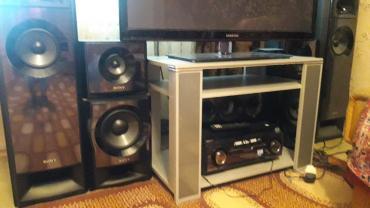 сколько стоит шифер в бишкеке в Кыргызстан: Продаю аудио систему - домашний кинотеатр - компонентная системаSony