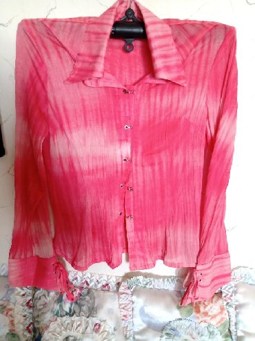 Košulje i bluze | Kraljevo: Pamucna nova kosulja br 42. cena fiksna. duz. 62. obim grudi do 100
