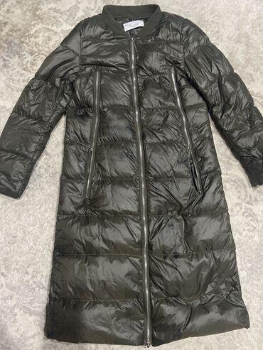 Продаю удлинённую куртку состояние идеал размер xs-s