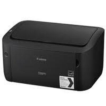 cherno belyj printer 3v1 в Кыргызстан: Printer Laser Canon LBP6030B i-SENSYS (A4,2400x600,18ppm,32Mb, USB