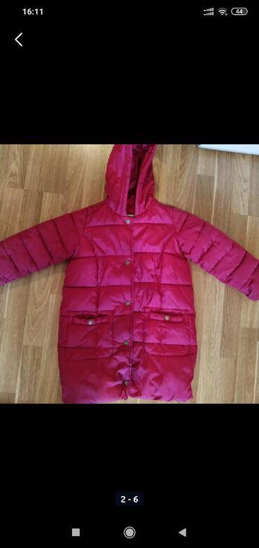 dzhinsy zhenskie mexx в Кыргызстан: Куртка Mexx! 6-7 лет. Отличное качество, идеальное состояние!