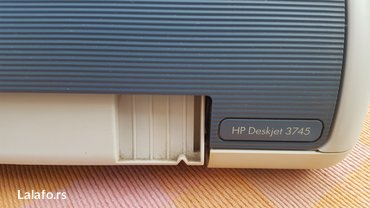 HP štampac sa kablovima. Malo korišćen, ispravan.  - Beograd