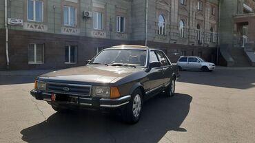 проба в Кыргызстан: Ford 2.3 л. 1983 | 73000 км